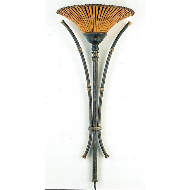 Kwai 2 Light Wallchiere (Bronze)