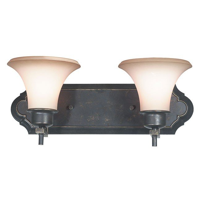 Natoma 2 Light Vanity (Bronze)
