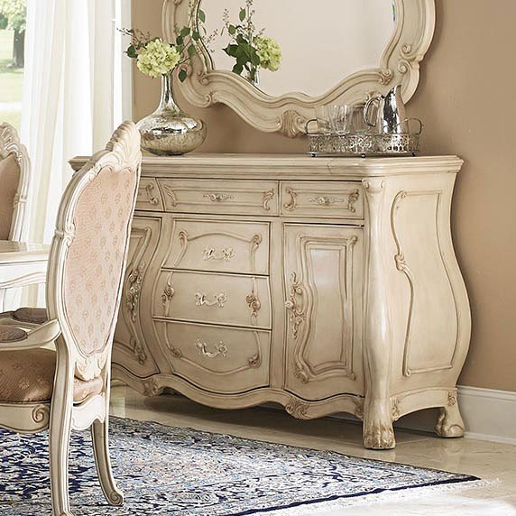 Chateau de lago sideboard aico furniture furniture cart for Lago furniture