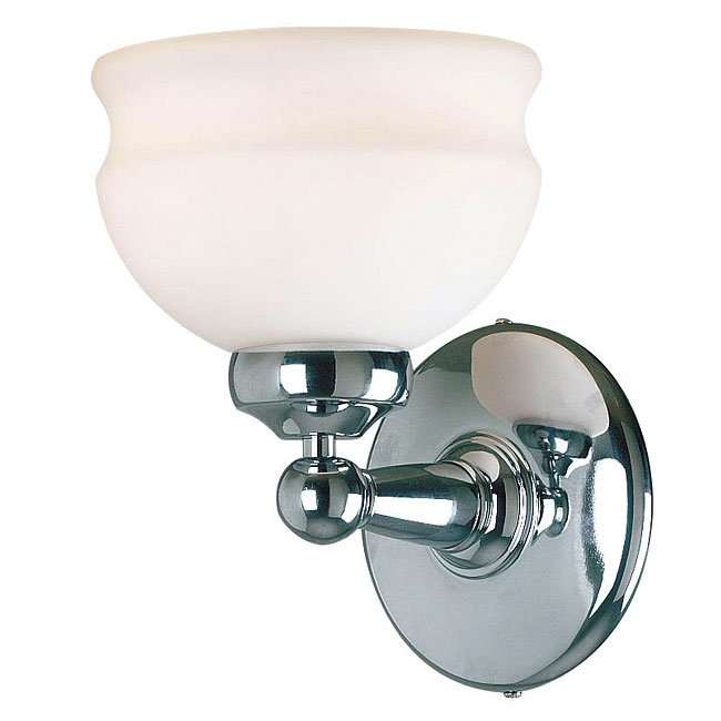 Shire 1 Light Sconce  (Nickel)