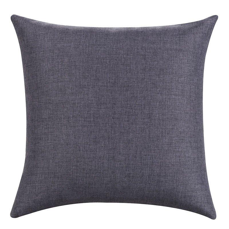 Grey Accent Pillow Set Of 2 Coaster Furniture