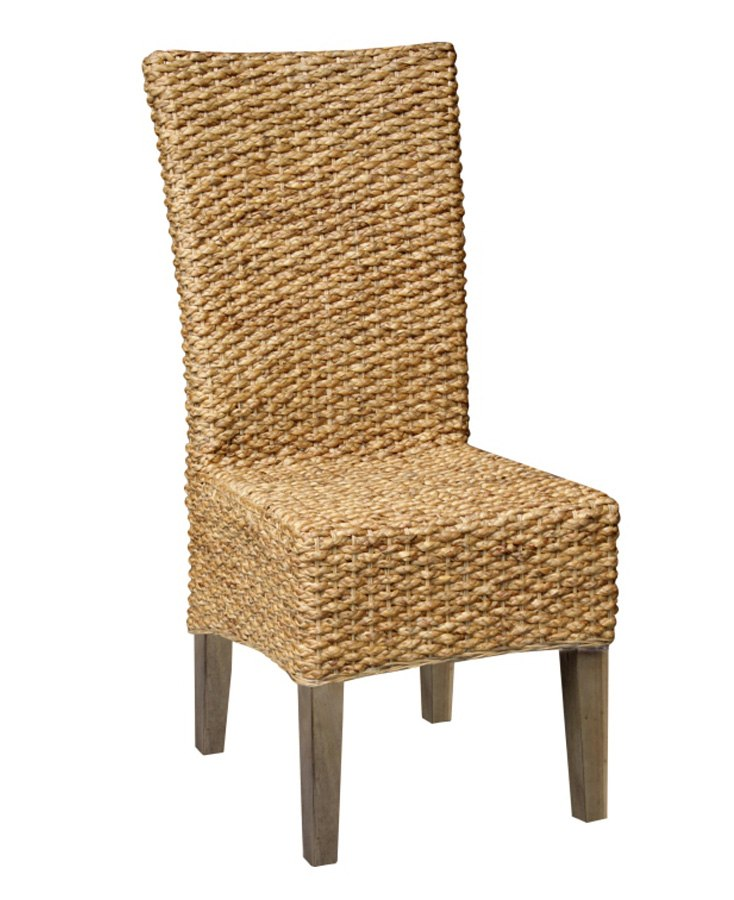 Hampton Seagrass Side Chair (Set Of 2) Cottage Creek