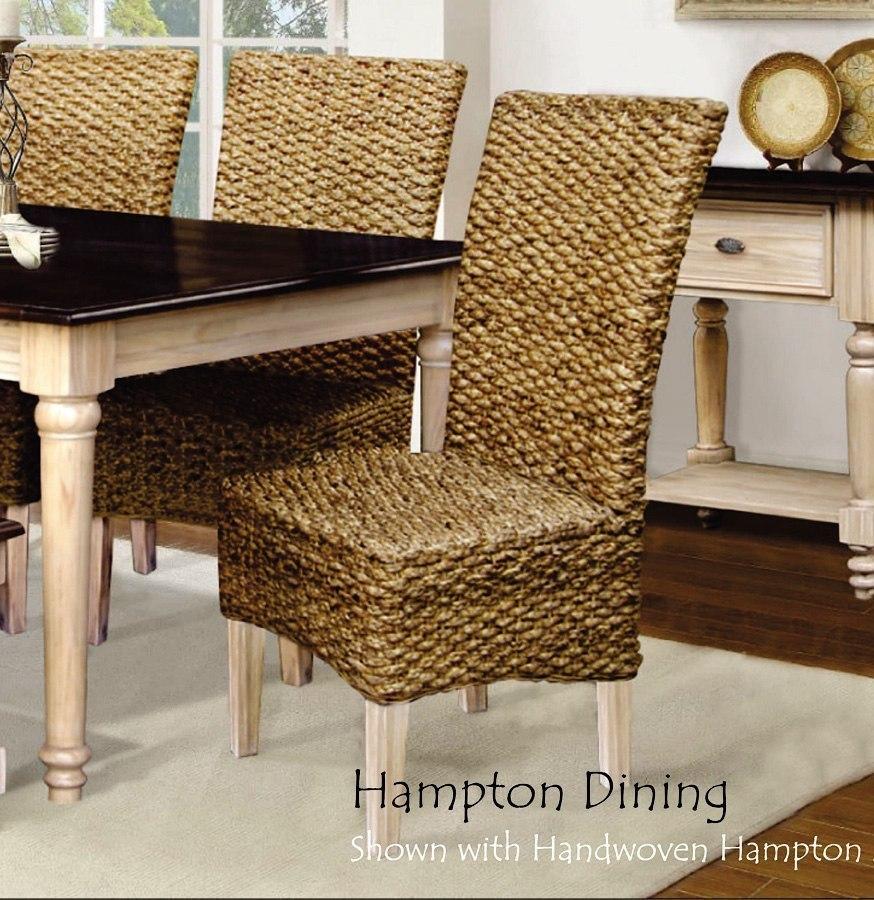 Hampton Seagrass Side Chair (Set Of 2)