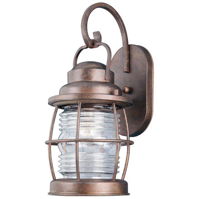 Beacon Medium Wall Lantern (Copper)