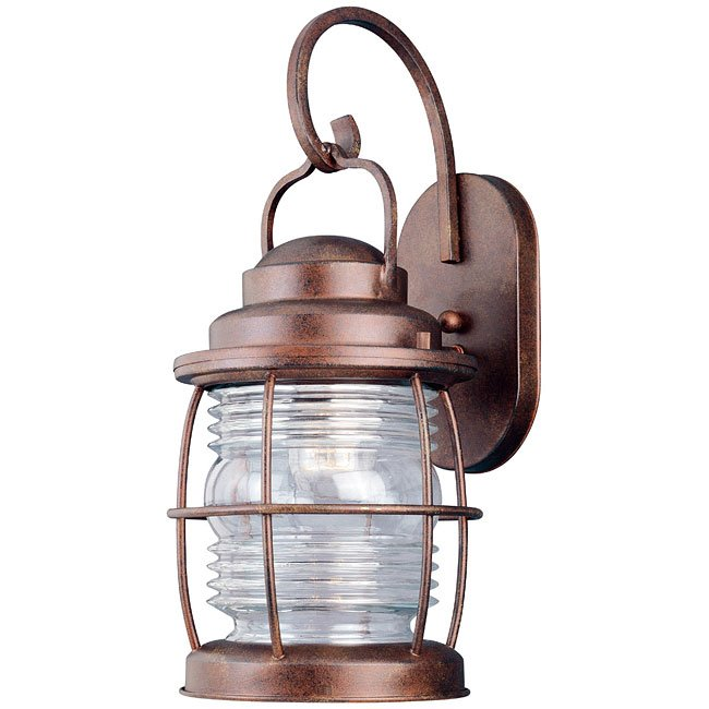 Beacon Large Wall Lantern (Copper)