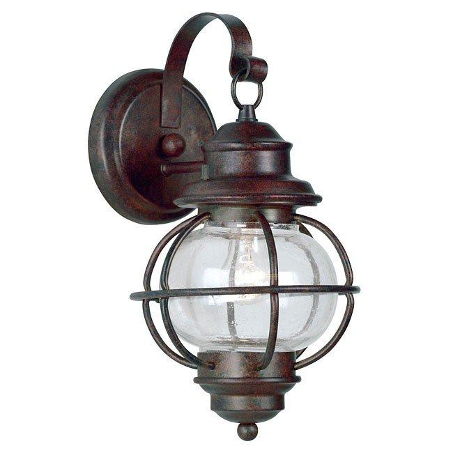 Hatteras Small Wall Lantern (Copper)