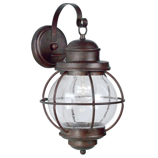 Hatteras Large Wall Lantern (Copper)