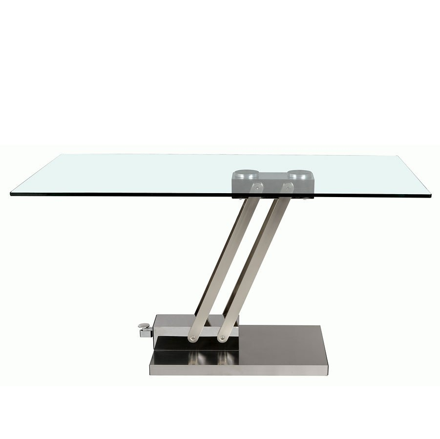 Chintaly Adjustable Coffee Table: Adjustable Height Cocktail Table Chintaly Imports
