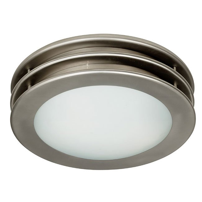 Leonardo 2 Light Flush Mount