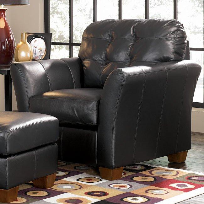 Carmichael - Black Chair