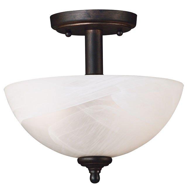 HamiLighton 2 Light Semi-Flush