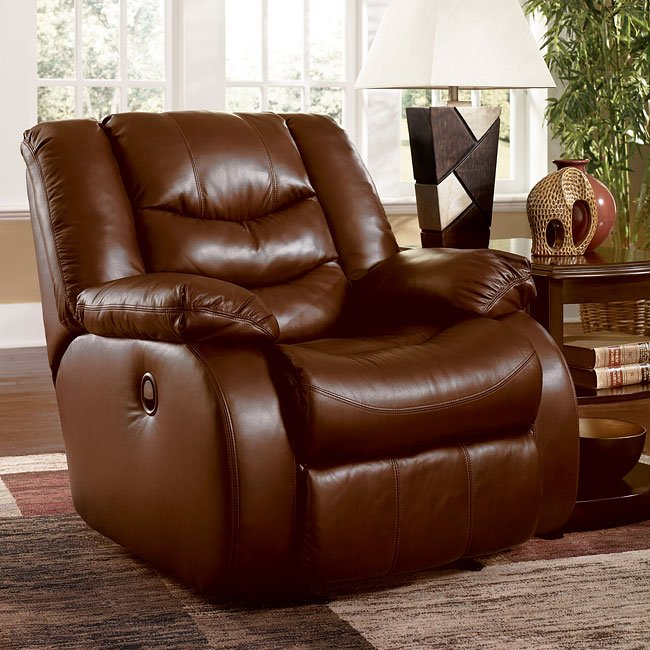 Revolution - Saddle Glider Rocker Recliner