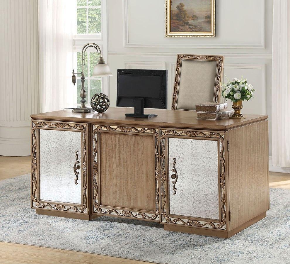 Orianne Executive Home Office Set Acme Furniture