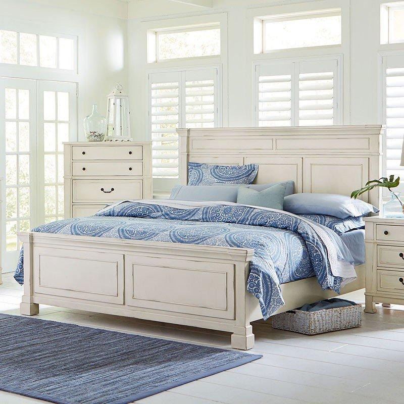 Chesapeake Bay Panel Bed