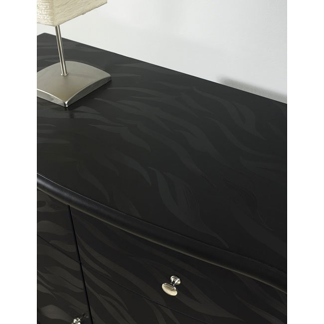 Black Tiger Accent Chest Pulaski Furniture Furniture Cart
