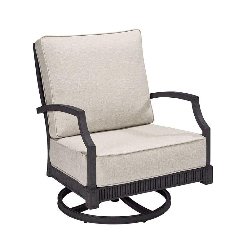Morrissey Outdoor Sullivan Swivel Rocker Club Chair (Set Of 2) By ART  Furniture