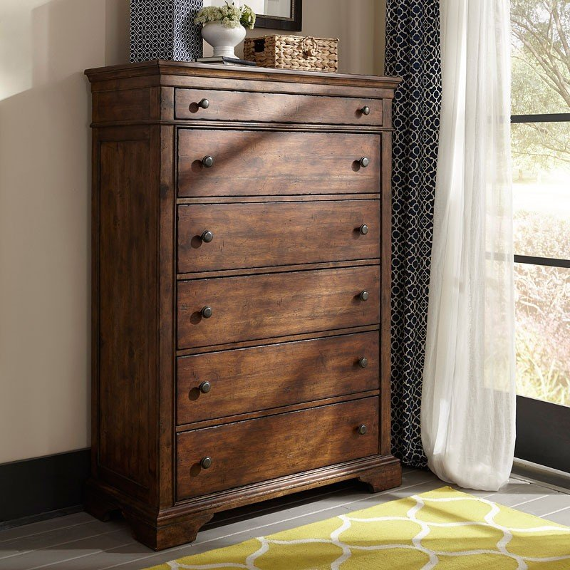 Trisha Yearwood Home Memphis Drawer Chest