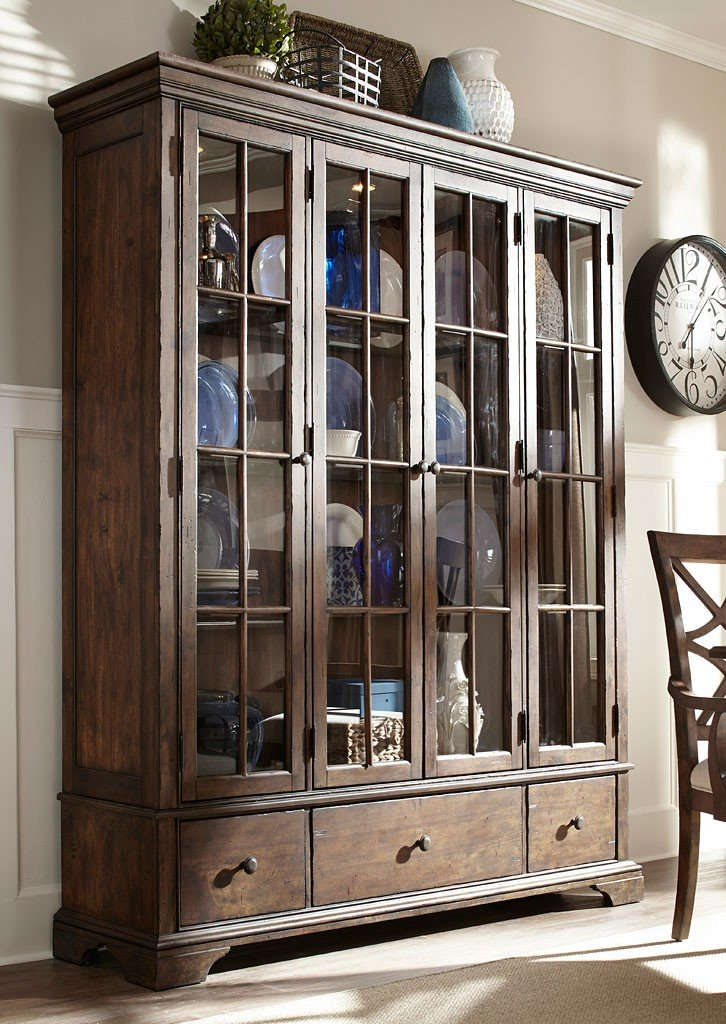 Trisha Yearwood Home Monticello Curio Coffee