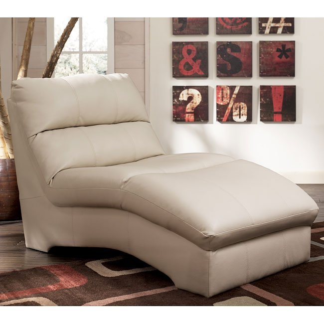 DuraBlend - Ivory Chaise