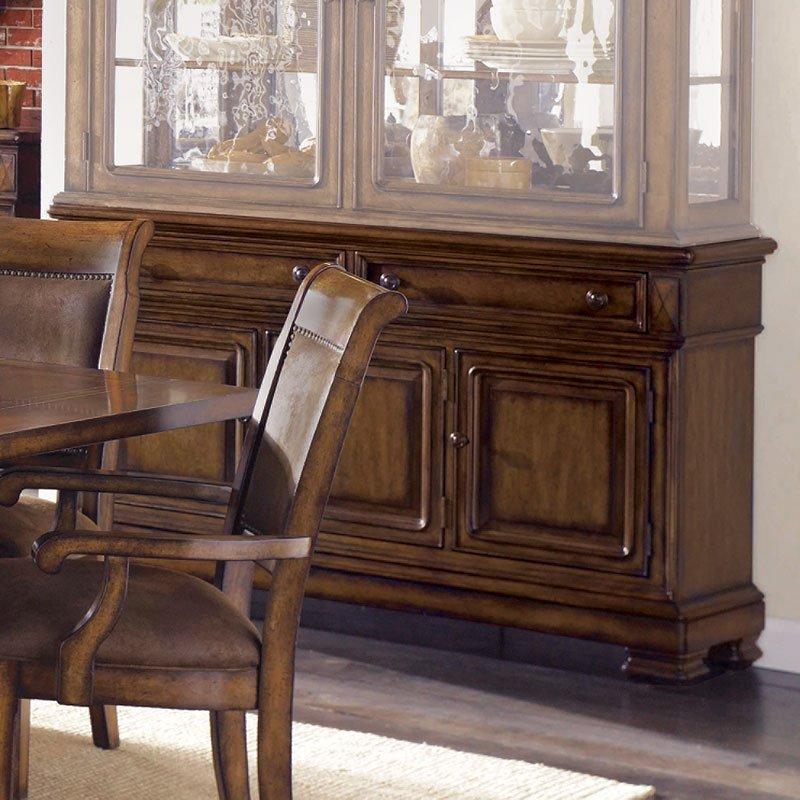 Larkspur Buffet Legacy Classic Furniture Cart