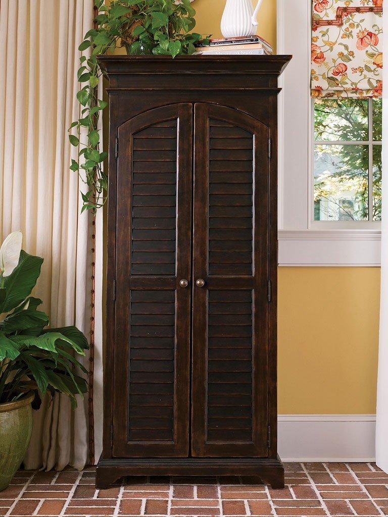 Superbe Paula Deen Home Utility Cabinet (Tobacco)