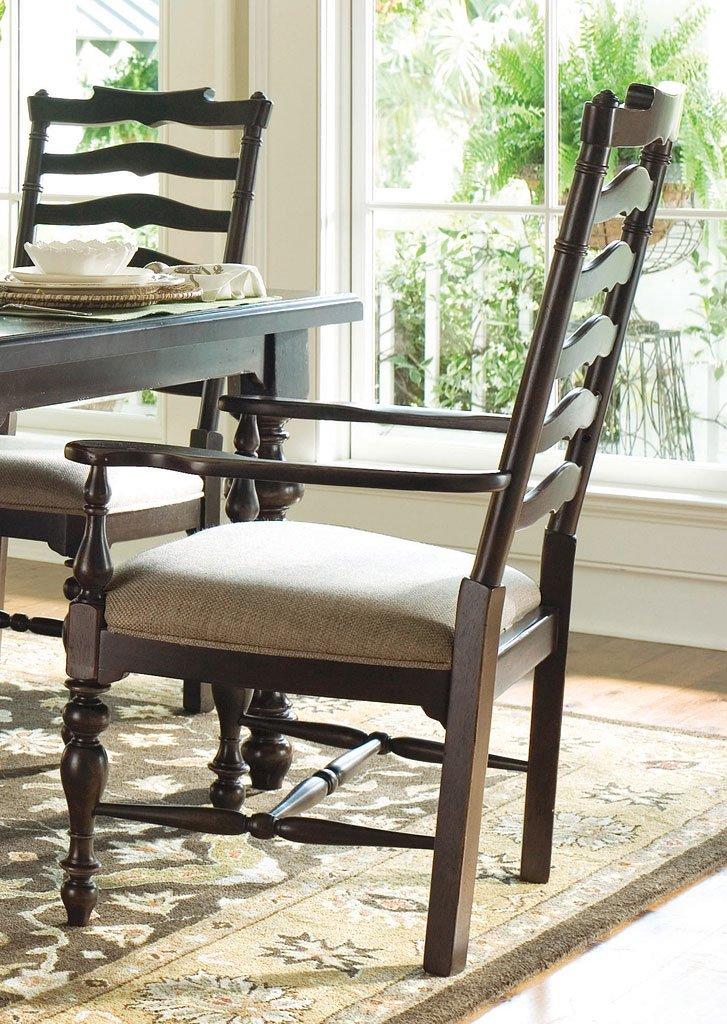 Paula deen home paulas dining set w 2 chair choices - Paula deen tobacco bedroom furniture ...