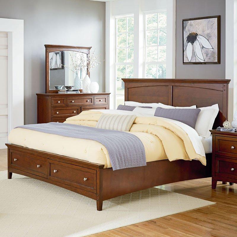 Cooperstown Storage Bed