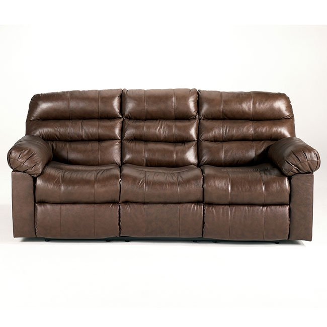 Memphis - Brown Reclining Sofa