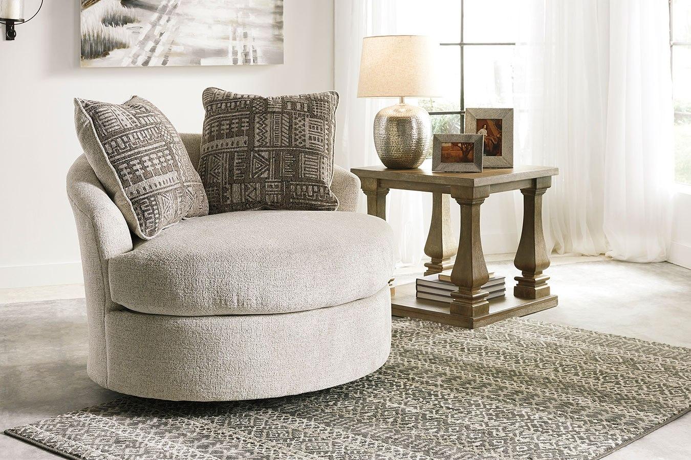 Soletren Stone Living Room Set Signature Design