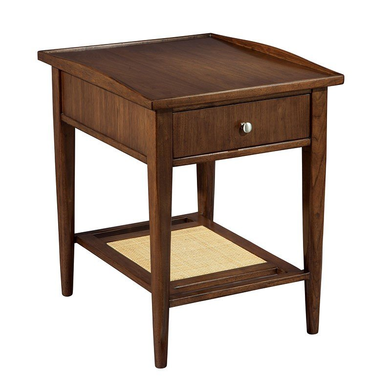 Small Mid Century Modern End Tables: Mid Century Modern End Table Hekman