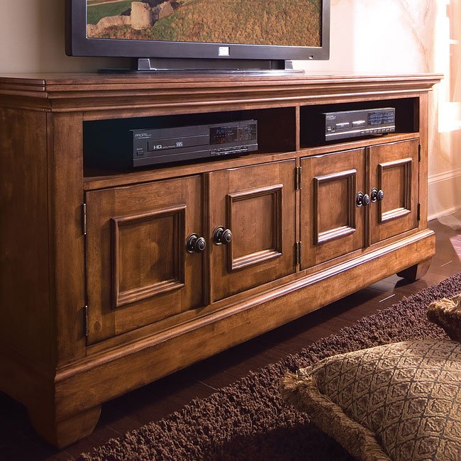 Tuscano 65 Inch Entertainment Console