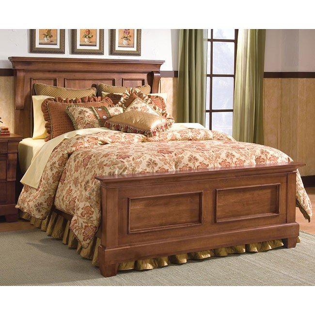 Tuscano Panel Bed Kincaid Furniture 1 Reviews Furniture Cart