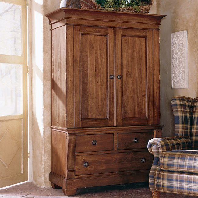 Tuscano Armoire Kincaid Furniture | Furniture Cart
