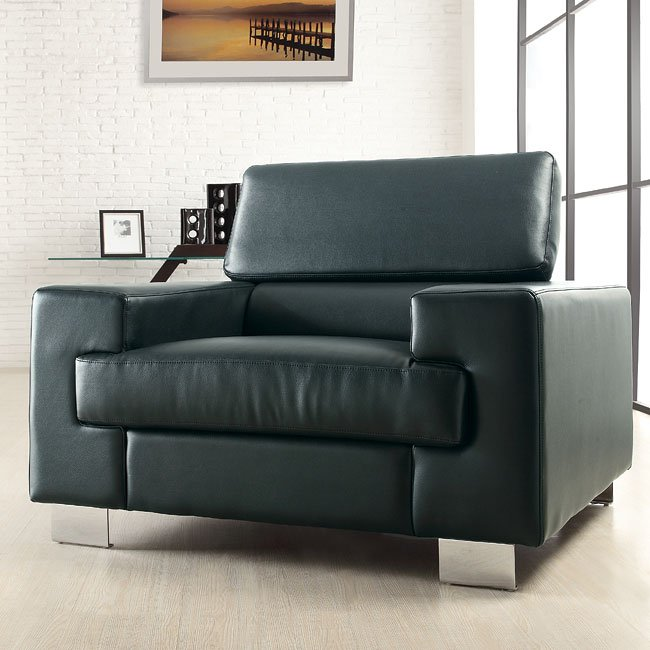 Vernon Chair (Black)