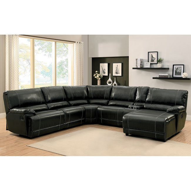 Cale Modular Reclining Sectional