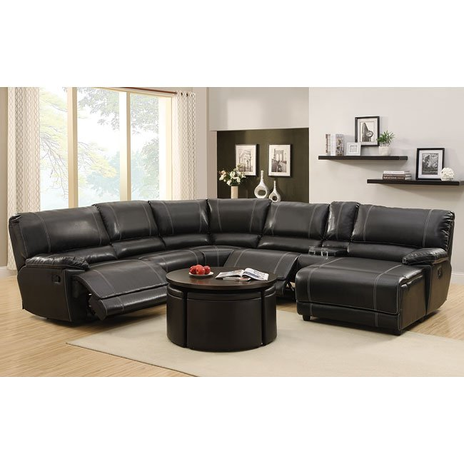 Cale Sectional Living Room Set