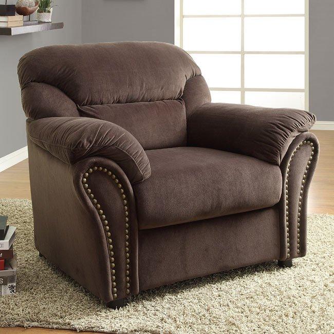 Valentina Chair (Chocolate)