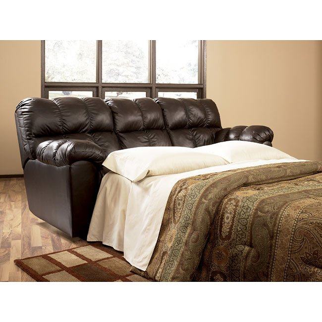Max - Chocolate Full Sofa Sleeper
