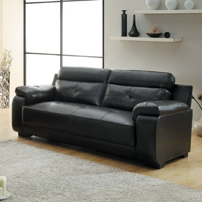 Zane Sofa (Black)