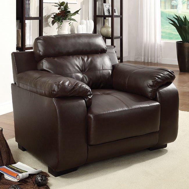 Zane Chair (Brown)