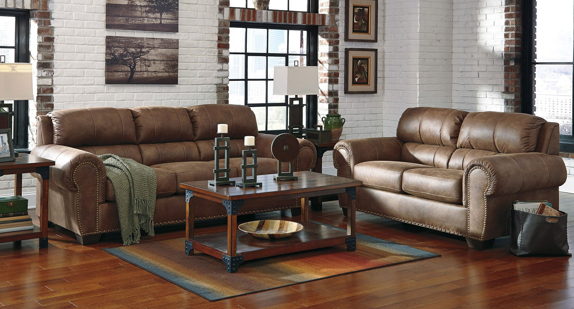 Delicieux Burnsville Espresso Living Room Set