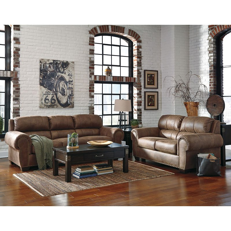 Ordinaire Burnsville Espresso Living Room Set