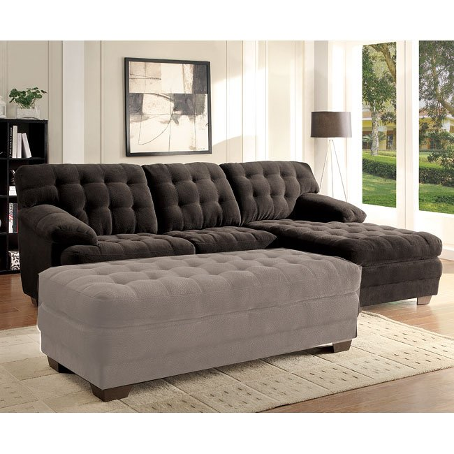 Brooks Sectional (Chocolate)