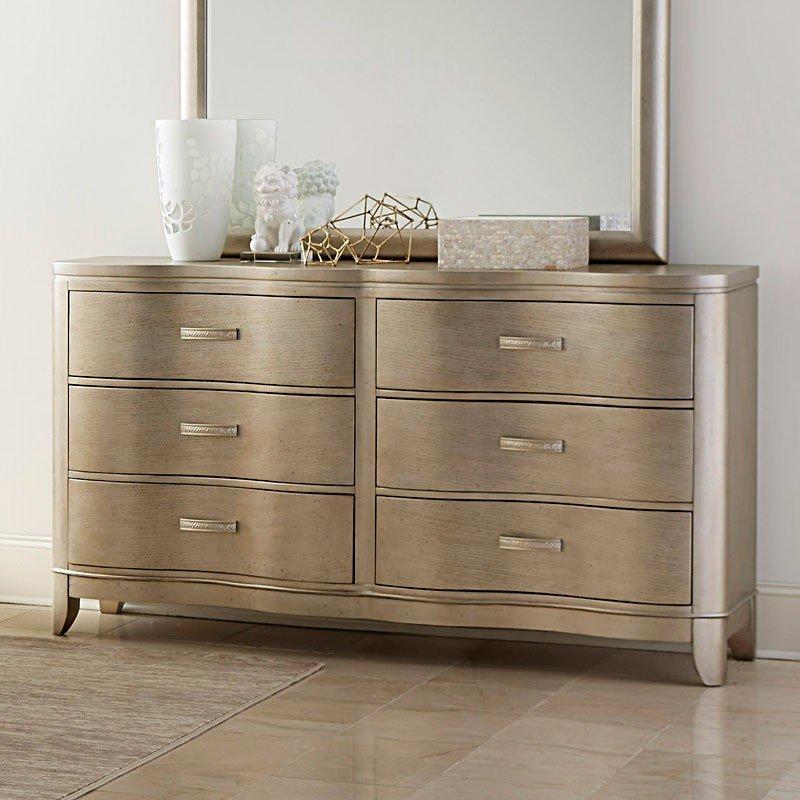 Glamour Furniture: Serenade Glamour Dresser Klaussner