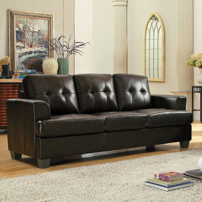 Keaton Sofa (Brown)