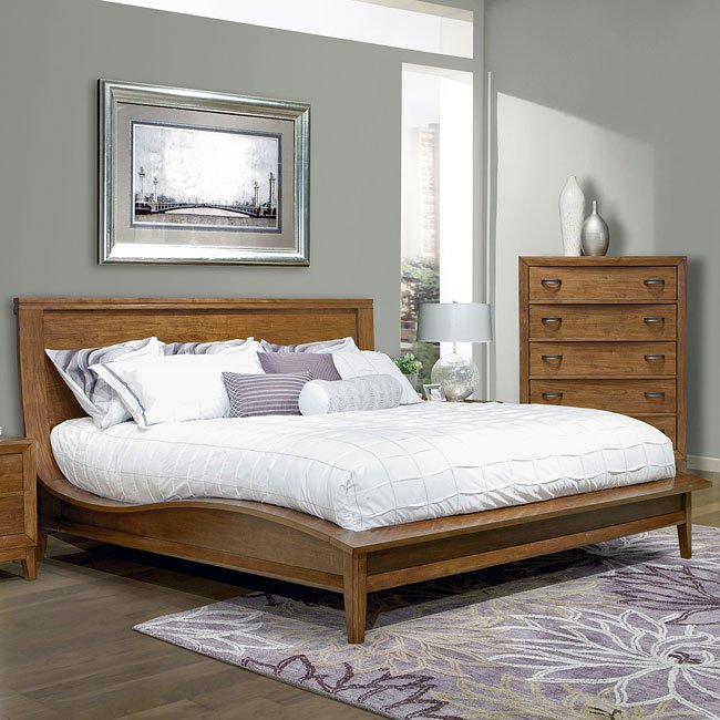 Somerset Platform Bed