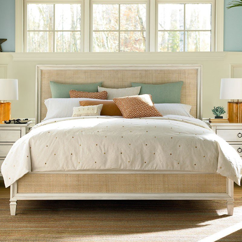 Summer Hill Woven Accent Bed Cotton Universal Furniture