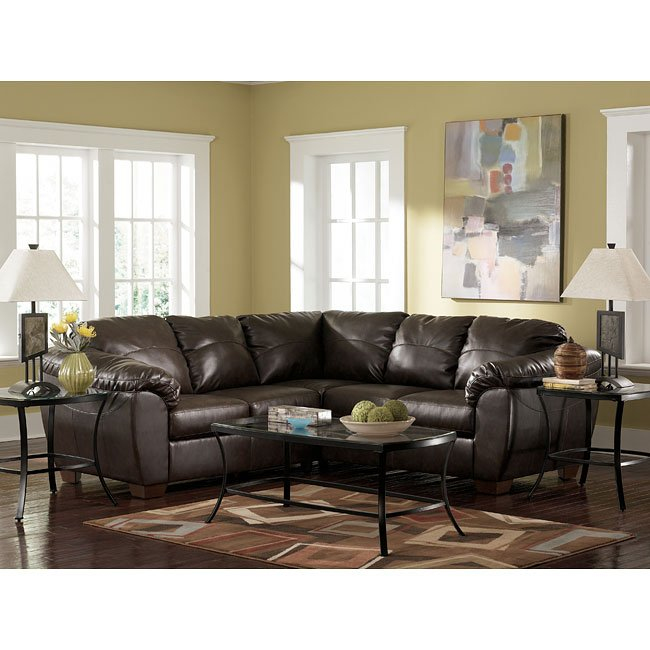 DuraBlend - Cafe Sectional