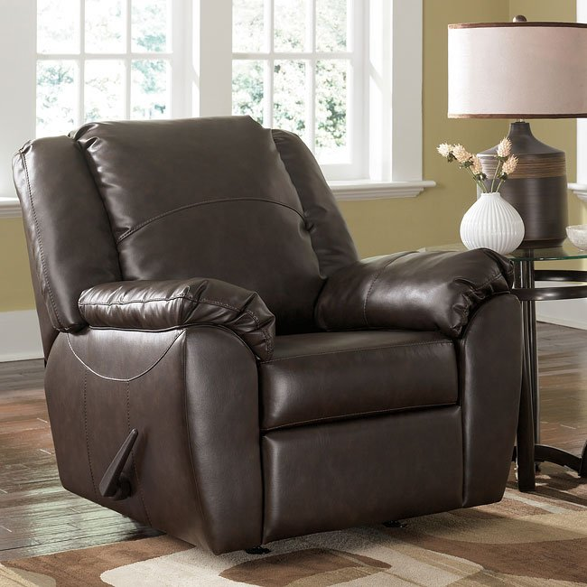 DuraBlend - Cafe Rocker Recliner