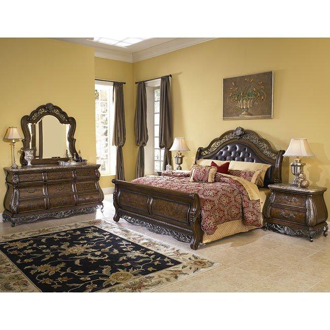 Birkhaven Sleigh Bedroom Set